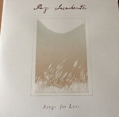 Paz Lenchantin Lp+Cd Mint Black Tent Psych  Gothic Folk  Acoustic  Free Uk P&p