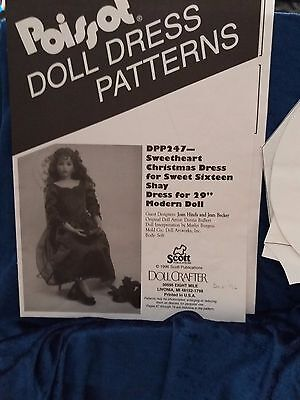 Doll clothing pattern  (1)