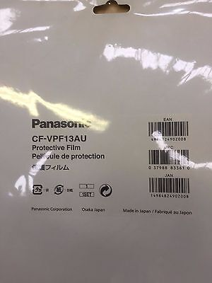"CF-VPF13AU Panasonic Toughbook 10.4"" Protective Film for CF-H1, CF-H2, CF-19 OEM"