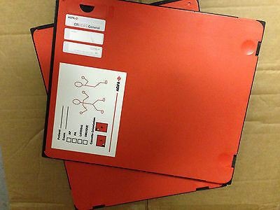 AGFA CR MD 4.0 Cassette14x17 (35x43cm) models 85x,75,35x,25, with plate(tested)