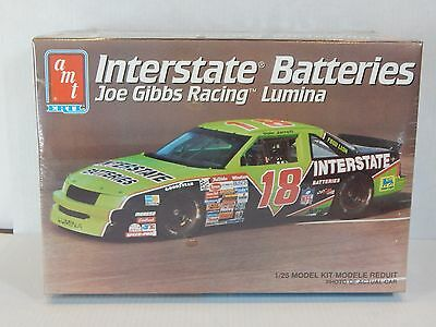 AMT Interstate Batteries Joe Gibbs Racing Lumina Model Kit NASCAR