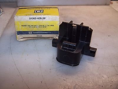 New Square D 120 Vac Size 2 Motor Starter Coil 31063-409-38