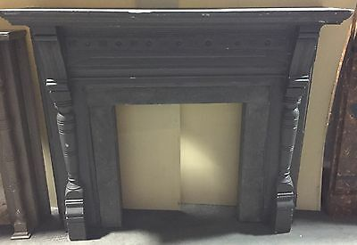 "Vintage Fireplace Mantel  ""m523"""