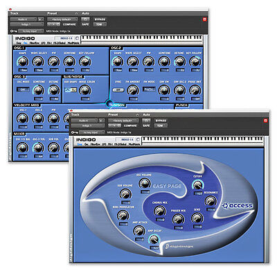 AVID Digidesign Access Virus Indigo (TDM Plugin for Pro Tools HD 6 7 8 9 10)