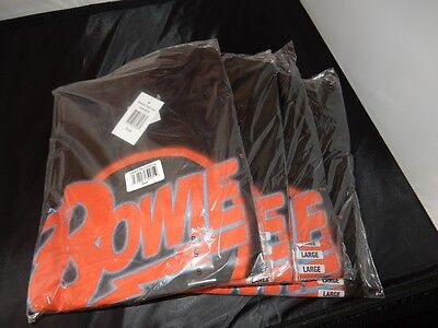 David Bowie DIAMOND DOGS Logo T-SHIRT Officially Licensed S, M, L and XL NEW