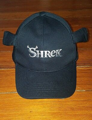 Rare 2004 Shrek 2 Movie Promo Hat - Mike Myers Cameron Diaz Eddie Murphy Donkey