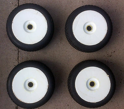 ProLine Revolver M3 1/8th RC Buggy Wheels & Tyres Mounted x4 Car Rims 17mm Hex
