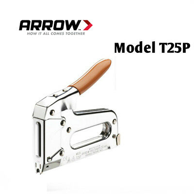 ARROW FASTENER MODEL T25 Low Voltage Wire & Cable Staple Gun ...