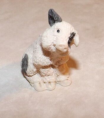 Small Pig Figurine, Stone Critters ? 1987 ?