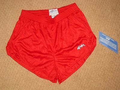 DOLPHIN Unisex RUNNING Sprinter ATHLETIC Nylon SHORTS size Small NEW WITH TAGS