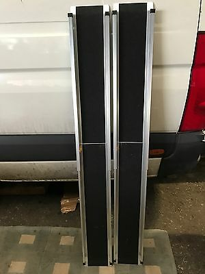 4ft Telescopic Channel Ramps(never Used)