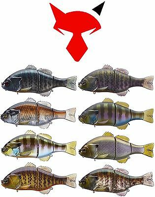 "Jackall Gigantarel Swimbait 8"" (20 Cm) Select Colors Bass Fishing Lure Bait"