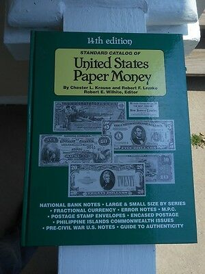 Standard Catalog of United States Paper Money 14th Edition