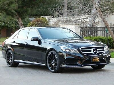 2014 Mercedes-Benz E-Class FREE SHIPPING NATIONWIDE! CLEAN! CALIFORNIA OWNED! E350 Sports Package 30K Miles! MINT CONDITION! 1 OWNER! FULLY SERVICED!