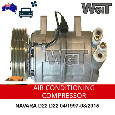 Nissan Navara Air Conditioning Compressor For  D22 04/1997-08/2015