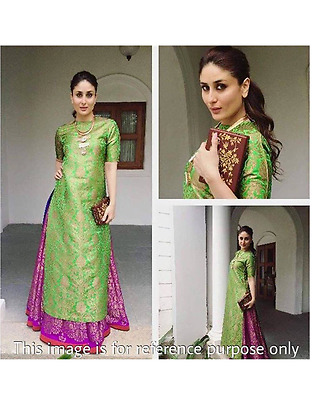 New Indian Bollywood Designer Dress Wedding Gown Lehenga Blouse Top Choli Lengha