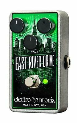 Electro-Harmonix EHX East River Drive Overdrive Guitar Effects Pedal