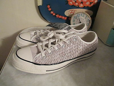 d8816c5f89fb Converse Chuck Taylor All Star  70 Woven Suede Lo Sneakers Size Men 9 W 11