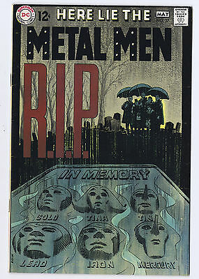 Metal Men 37  FN/VF