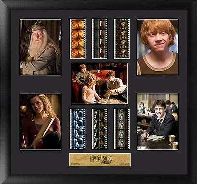 Harry Potter and the Half-Blood Prince Large Film Cell Montage Series 1