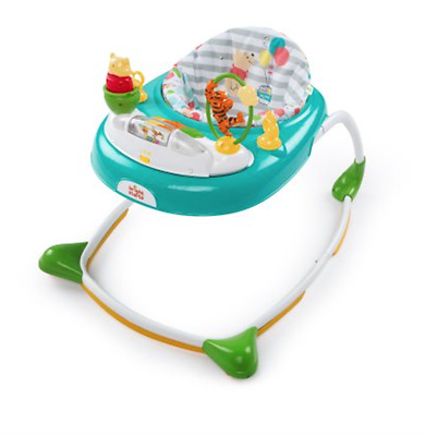 Disney Baby Winnie The Pooh Happy As Can Bee Infant Activity Seat Walker Center