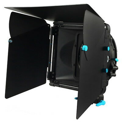 FOTGA DP3000 M2 Matte Box Sunshade For  Standard 15mm Rod DSLR Rail Rig NEW!!