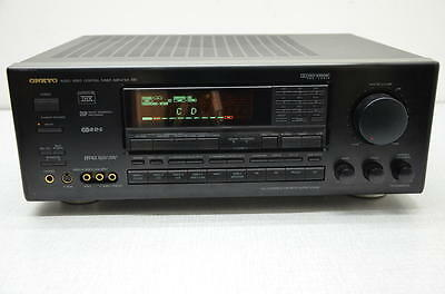 Super Dolby Surround Receiver: Onkyo TX-SV828THX, 15 Kilo Gerät!!