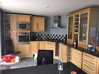Complete kitchen and granite worktops