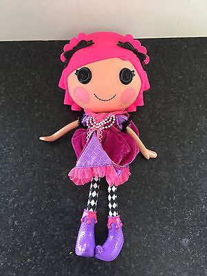Large Fun Lalaloopsy Dolls Approx 12 inch In Lovely Condition