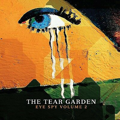 THE TEAR GARDEN Eye Spy Volume 2 LIMITED 2LP VINYL 2017 (VÖ 07.07)