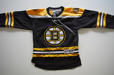 Boston Bruins - Youth S-M - NHL Ice Hockey Jersey Boys Girls