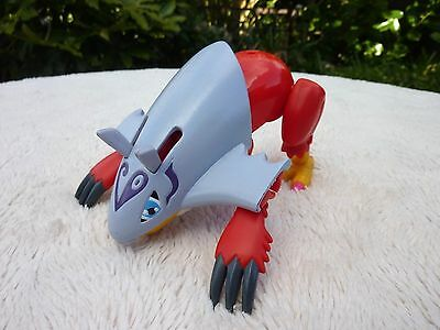 Rare Digimon Digivolving Halsemon Figure 2000 Good Used Condition Not Complete