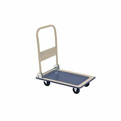 NEW! 150kg Folding Platform Hand Sack Truck Trolley Transport Heavy Duty