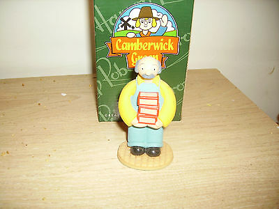 "Robert Harrop CAMBERWICK GREEN CG47 MR FLETCHER  "" BISCUIT FACTORY WORKERER """