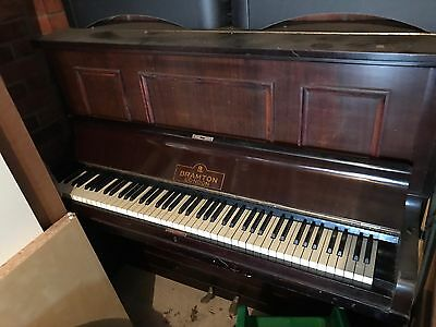 Bramton Upright Piano