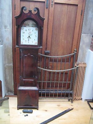 Antique Early 1800's Grandfather/Longcase Clock