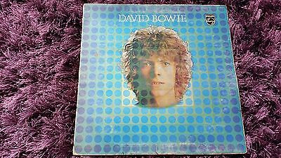 David Bowie Very Rare Philips 1st Pressing 1969 Space Oddity LP-SLEEVE ONLY