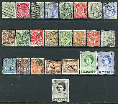 Malta Collection Mint & Used