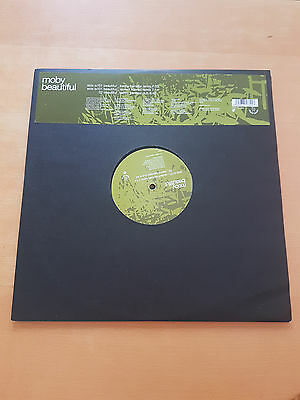 MOBY - Beautiful - Vinyl Single Part 2 - NEU!