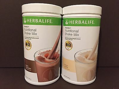 2 Herbalife Formula 1 (F1) 100% Australian Product (Limited time only)