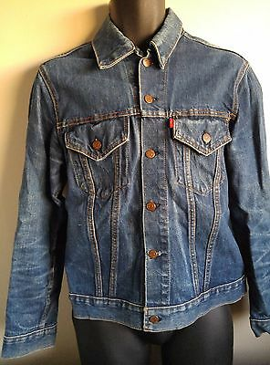 Vintage Levis Big E trucker jacket