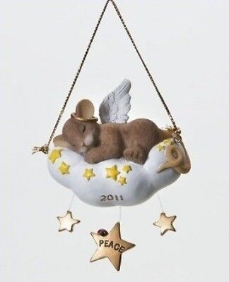 Enesco Charming Tails Sleep In Heavenly Peace Ornament 4023672