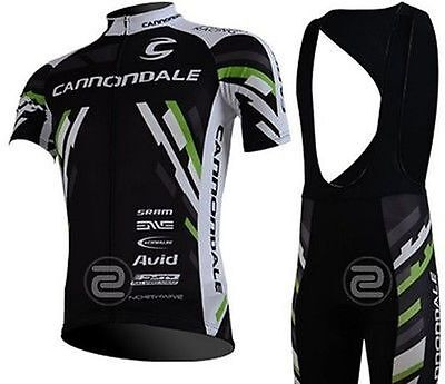 Completo ciclismo/Cycling Jersey and pants Team Cannondale