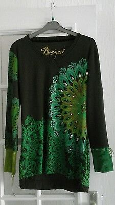 pull desigual taille xxl, 42