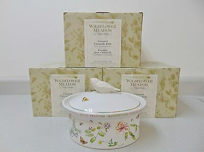 ❤ Marjolein Bastin WILDFLOWER MEADOW Covered Casserole