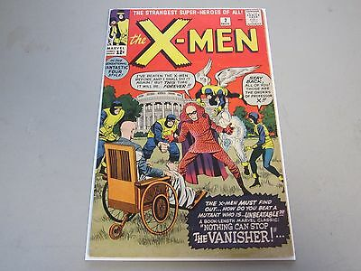 The X-Men #2 Comic Book  1963