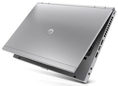 HP Elitebook 8460p Intel Core i5 Notebook Laptop Computer Budget PC Windows 10