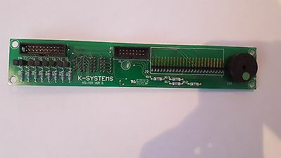 K-systems IVF Workstation PCB ks-101 Ver 2