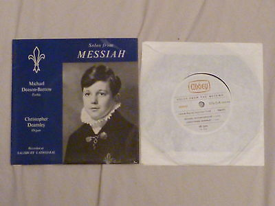 Michael Deason-Barrow - Messiah - Boy Treble Ep Salisbury Cathedral.