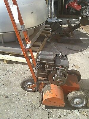 Roof cutter with 3hp moter